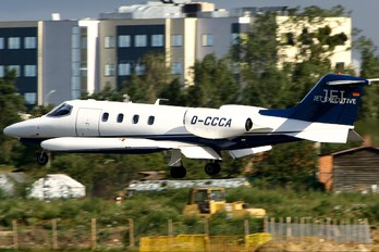 D-CCCA - Jet Executive Learjet 35
