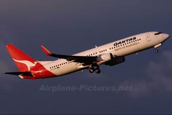 VH-VXR - QANTAS Boeing 737-800