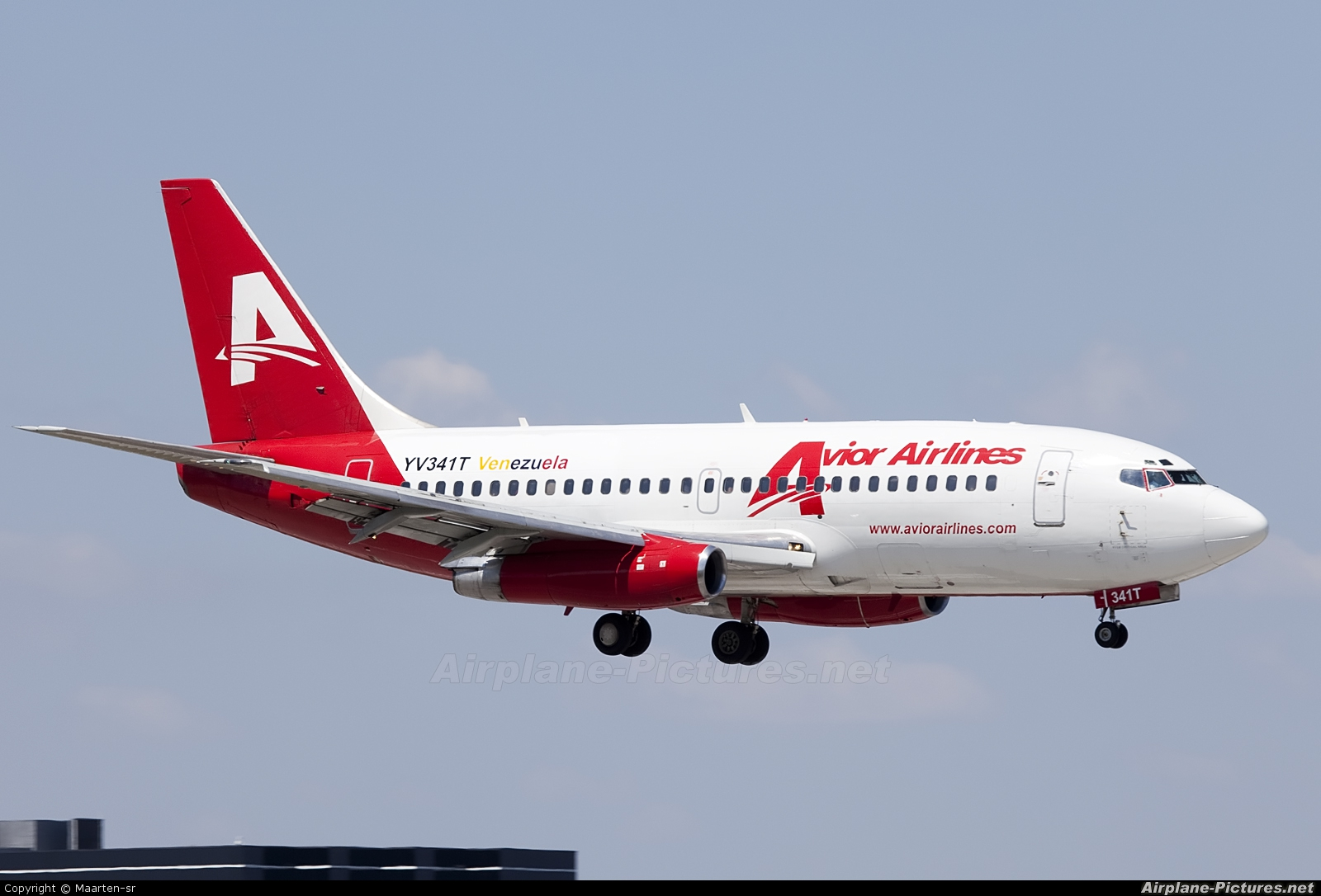 Avior Airlines #