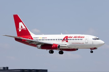 YV341T - Avior Airlines Boeing 737-200