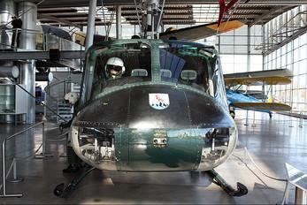 D-HATU - Germany -  Bundespolizei Bell UH-1D Iroquois