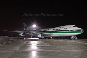 N485EV - Evergreen International Boeing 747-200SF