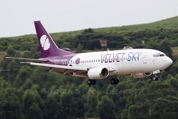 ZS-SPU - Velvet Sky Boeing 737-300