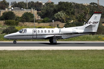 CS-DHF - NetJets Europe (Portugal) Cessna 550 Citation Bravo