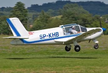 SP-KHB - Private Socata MS-883 Rallye