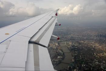 - - BMI British Midland Airbus A319