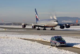 RA-96008 - Aeroflot Ilyushin Il-96