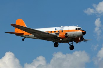 N64766 - Airborne Support Douglas DC-3