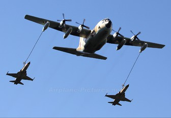CNA-OS - Morocco - Air Force Lockheed KC-130H Hercules