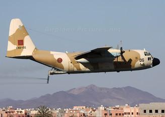 CNA-OG - Morocco - Air Force Lockheed C-130H Hercules