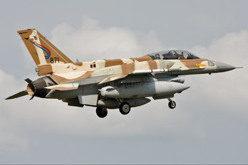 871 - Israel - Defence Force Lockheed Martin F-16I Sufa