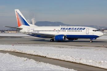 EI-CXR - Transaero Airlines Boeing 737-300