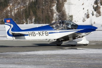 HB-KFB - Private Robin HR.200 series