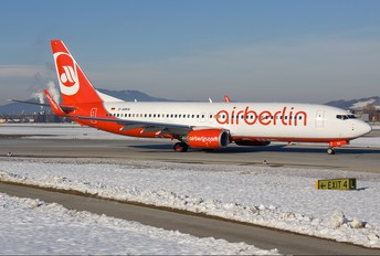 D-ABKN - Air Berlin Boeing 737-800