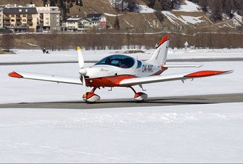 OK-NIC - Private Piper Sport