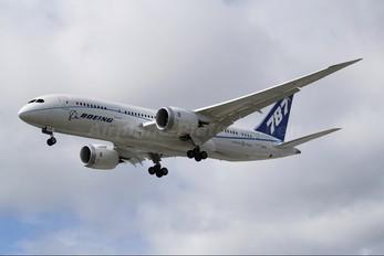 N7874 - Boeing Company Boeing 787-8 Dreamliner