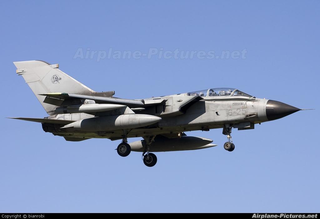 Italy - Air Force MM7043 aircraft at Verona - Villafranca