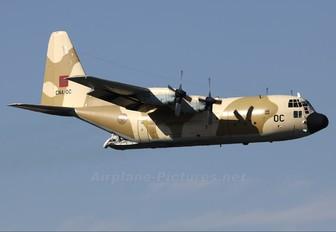 CNA-OC - Morocco - Air Force Lockheed C-130H Hercules