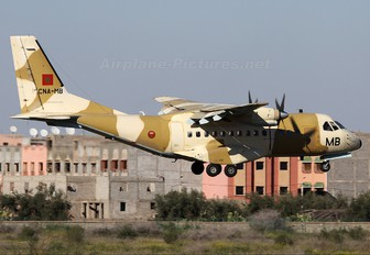 CNA-MB - Morocco - Air Force Casa CN-235