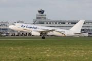 SE-RJN - Air Sweden Airbus A320 aircraft
