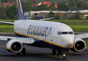 EI-DCV - Ryanair Boeing 737-800