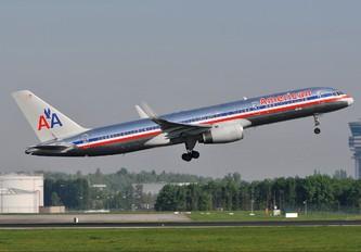 N176AA - American Airlines Boeing 757-200