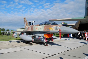 882 - Israel - Defence Force Lockheed Martin F-16I Sufa