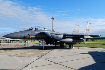 96-0202 - USA - Air Force McDonnell Douglas F-15E Strike Eagle