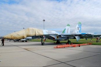 30 - Ukraine - Air Force Sukhoi Su-27