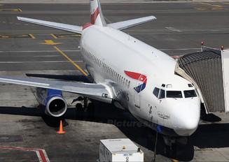 ZS-NNG - British Airways - Comair Boeing 737-200