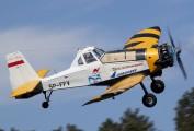 SP-FFV - Aerogryf PZL M-18 Dromader aircraft