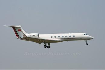 CN-AMS - Morocco - Air Force Gulfstream Aerospace G-V, G-V-SP, G500, G550