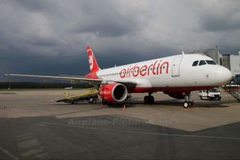 D-ABGR - Air Berlin Airbus A319