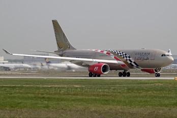 A9C-KB - Gulf Air Airbus A330-200