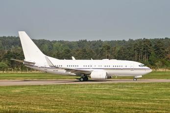 A6-DAS - Royal Jet Boeing 737-700