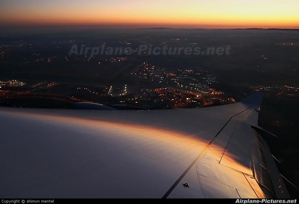 Lufthansa D-AIGD aircraft at In Flight - Israel