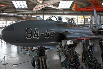 94+47 - Germany - Air Force Lockheed T-33A Shooting Star