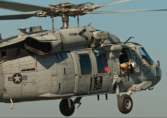 166294 - USA - Navy Sikorsky HH-60H Seahawk