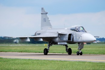 39196 - Sweden - Air Force SAAB JAS 39A Gripen