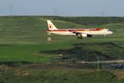 EC-JQZ - Iberia Airbus A321 aircraft