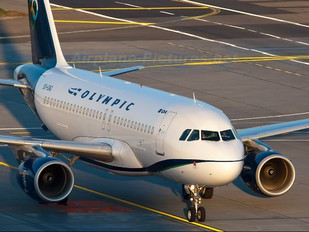 SX-OAG - Olympic Airlines Airbus A319