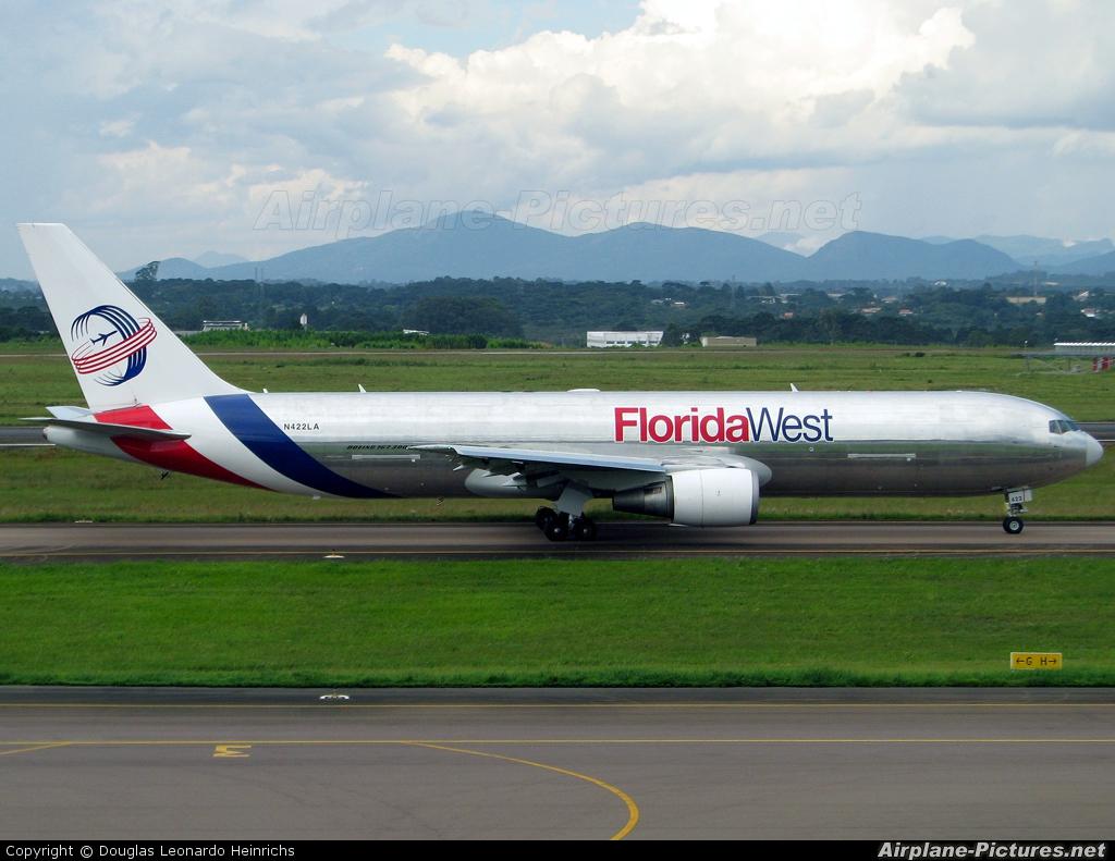 Florida West NA22LA aircraft at Curitiba -  Afonso Pena