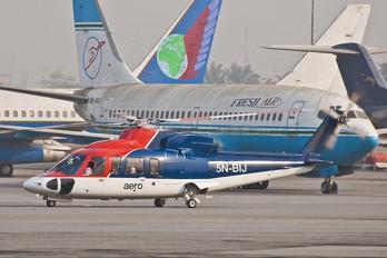 5N-BIJ - Aero Contractors Nigeria Sikorsky S-76