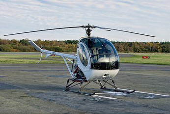 G-CEOY - Bournemouth Helicopters Schweizer 269