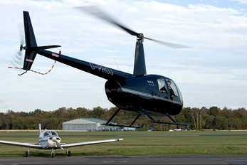 G-PROJ - Bournemouth Helicopters Robinson R44 Astro / Raven