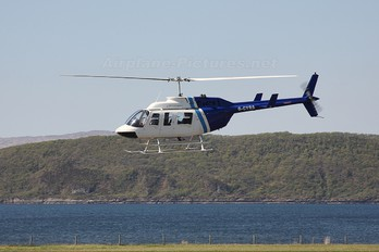 G-CYRS - HJS Helicopters Bell 206L Longranger