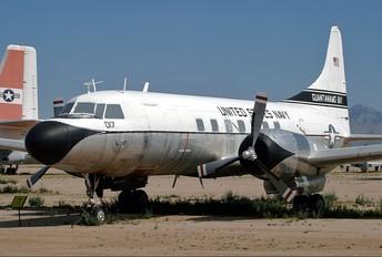 141017 - USA - Navy Convair C-131 Samaritan