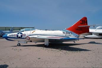 141121 - USA - Navy Grumman TAF-9J Cougar
