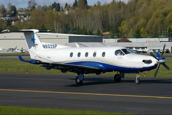N932SP - Seaport Airlines Pilatus PC-12