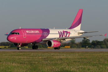 HA-LPF - Wizz Air Airbus A320